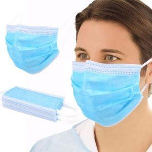Disposable Protective Mask/ 10 Pieces in a Pack
